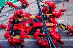 Mattia Binotto confirma errores en el diseño del Ferrari SF1000