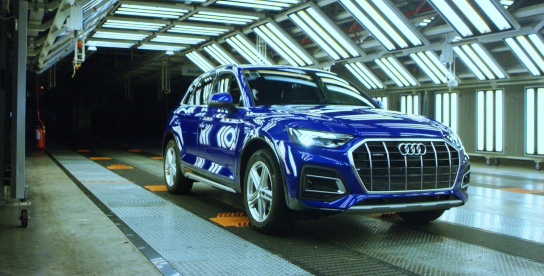 El nuevo Audi Q5 inicia su producción en Puebla