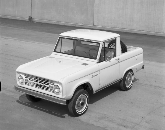 Prepárate, Ford Bronco vuelve totalmente indomable