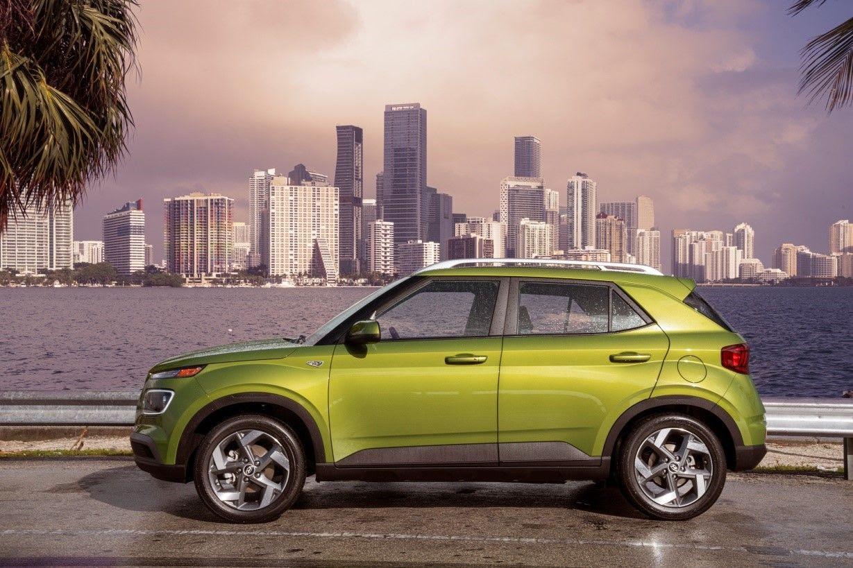 Hyundai Venue 2020, un imán de hispanos