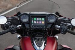 Indian Motorcycle estrena Apple CarPlay en su sistema Ride Command