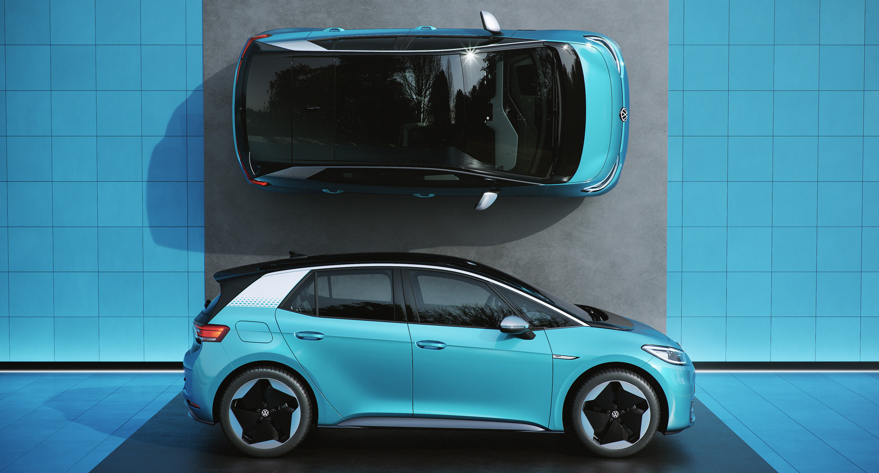 Inicia la venta masiva de Volkswagen ID.3 en Europa