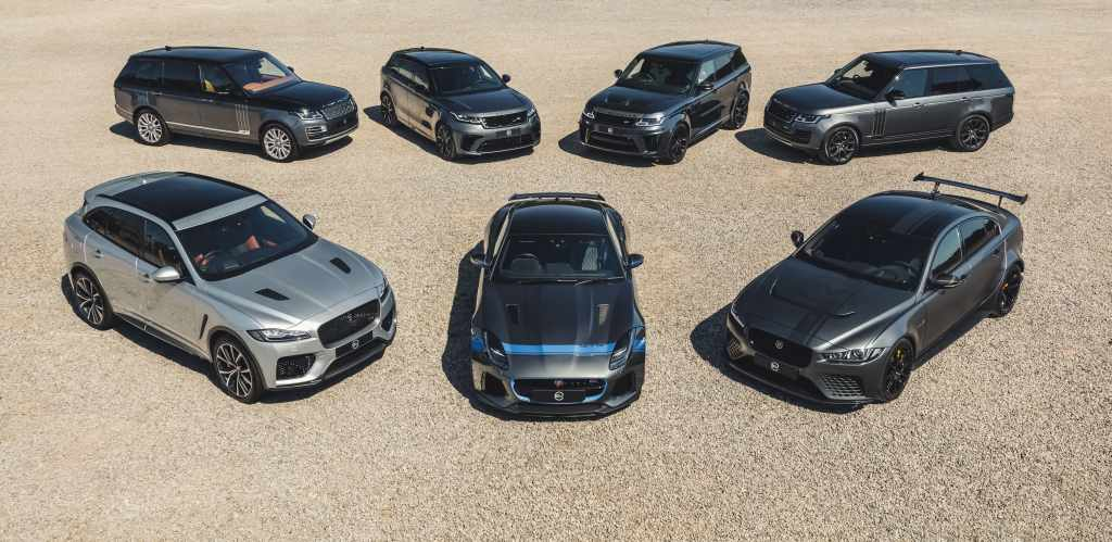 Jaguar Land Rover comercializó 35 mil 334 unidades en junio
