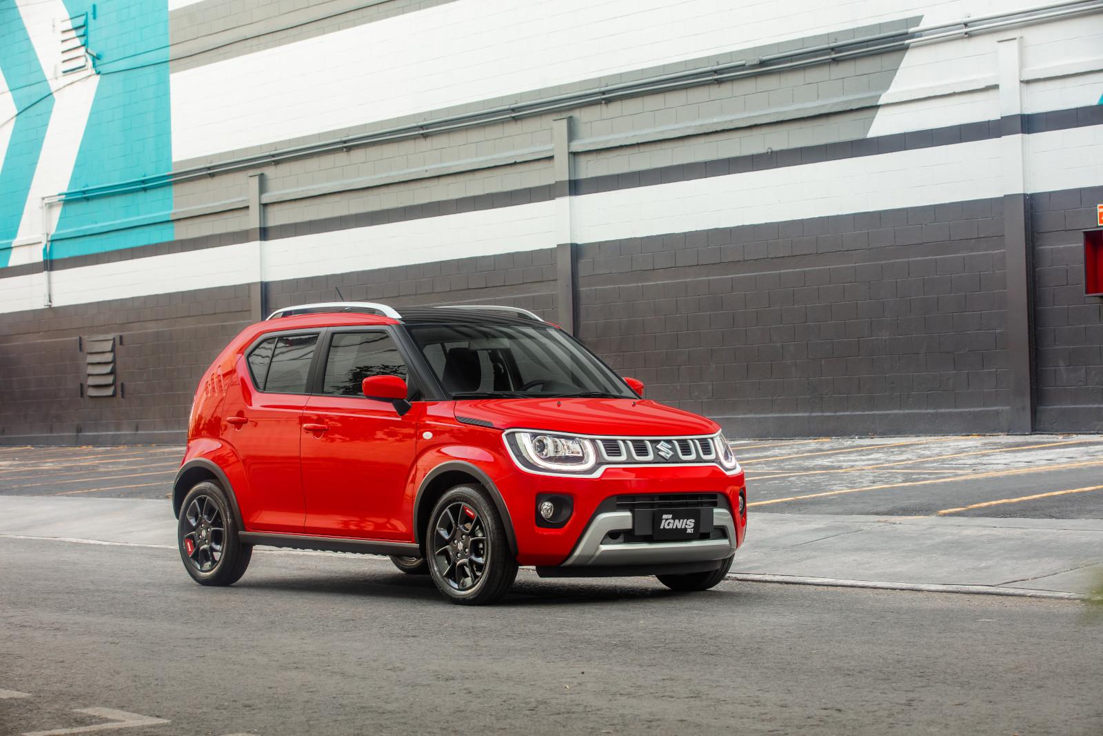 Llega Suzuki Ignis 2021