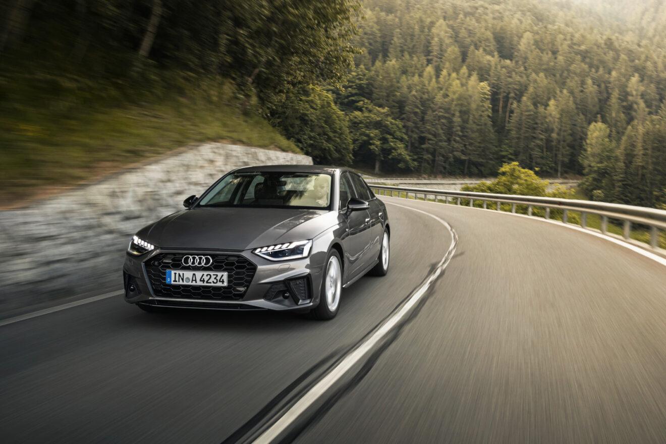 Llega a México el nuevo Audi A4 con 3 versiones