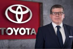 Luis Lozano Olivares, nuevo presidente de Toyota Motor de México