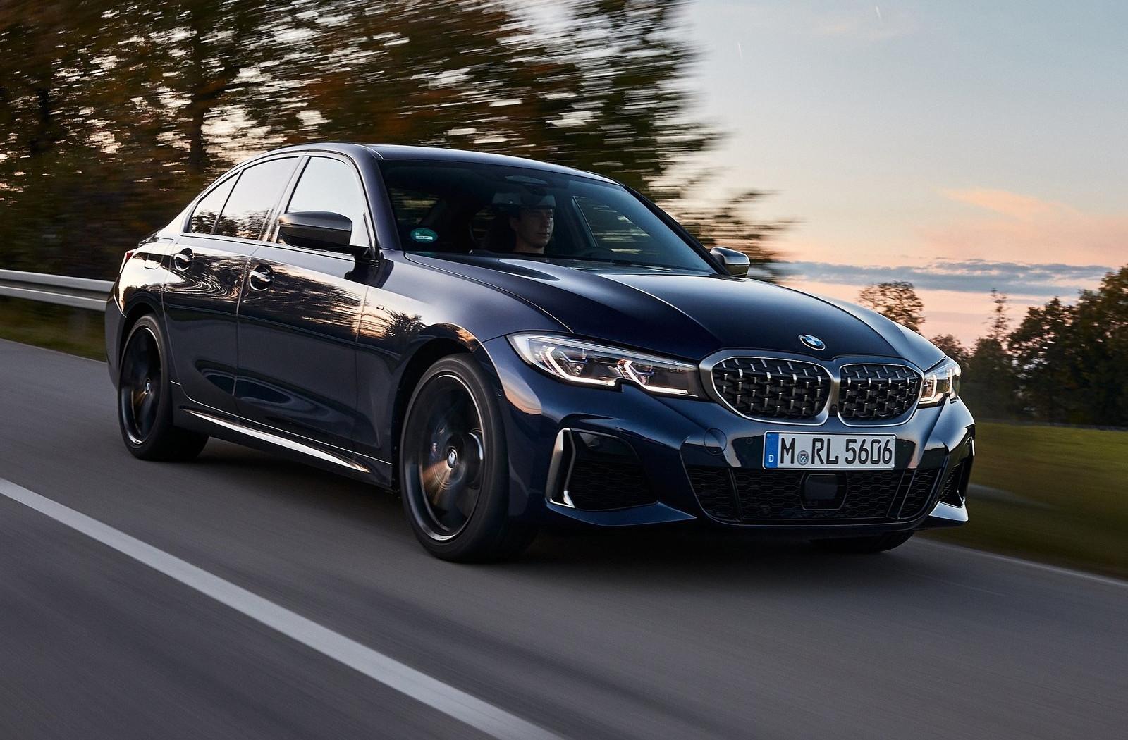 Martes de deportivos: Mercedes-AMG C 43, BMW M340i y Audi S3