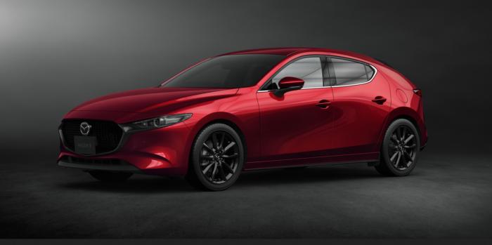 Mazda3 HB Turbo llega a México y lo puedes apartar con 20,000 pesos