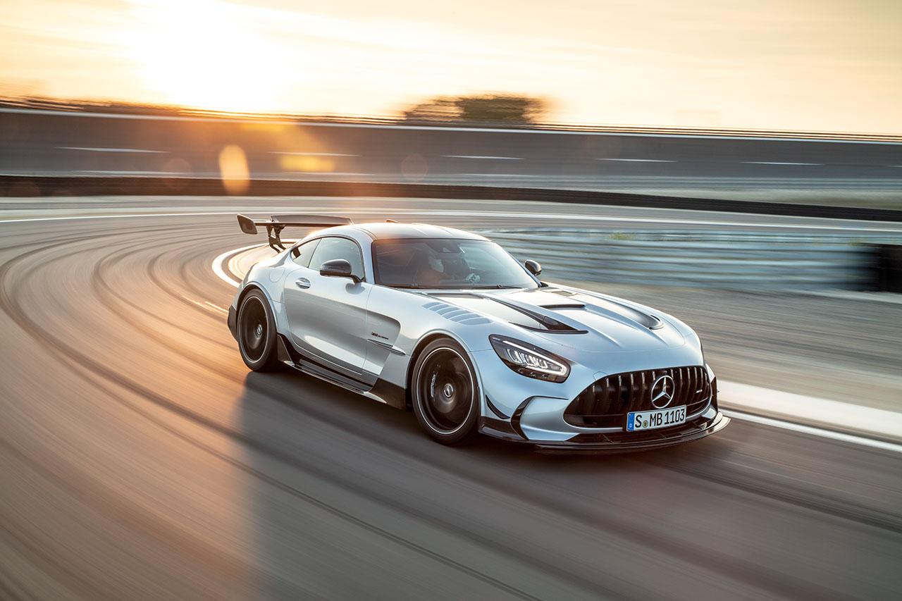 Mercedes-AMG GT Black Series, la nueva joya de la corona