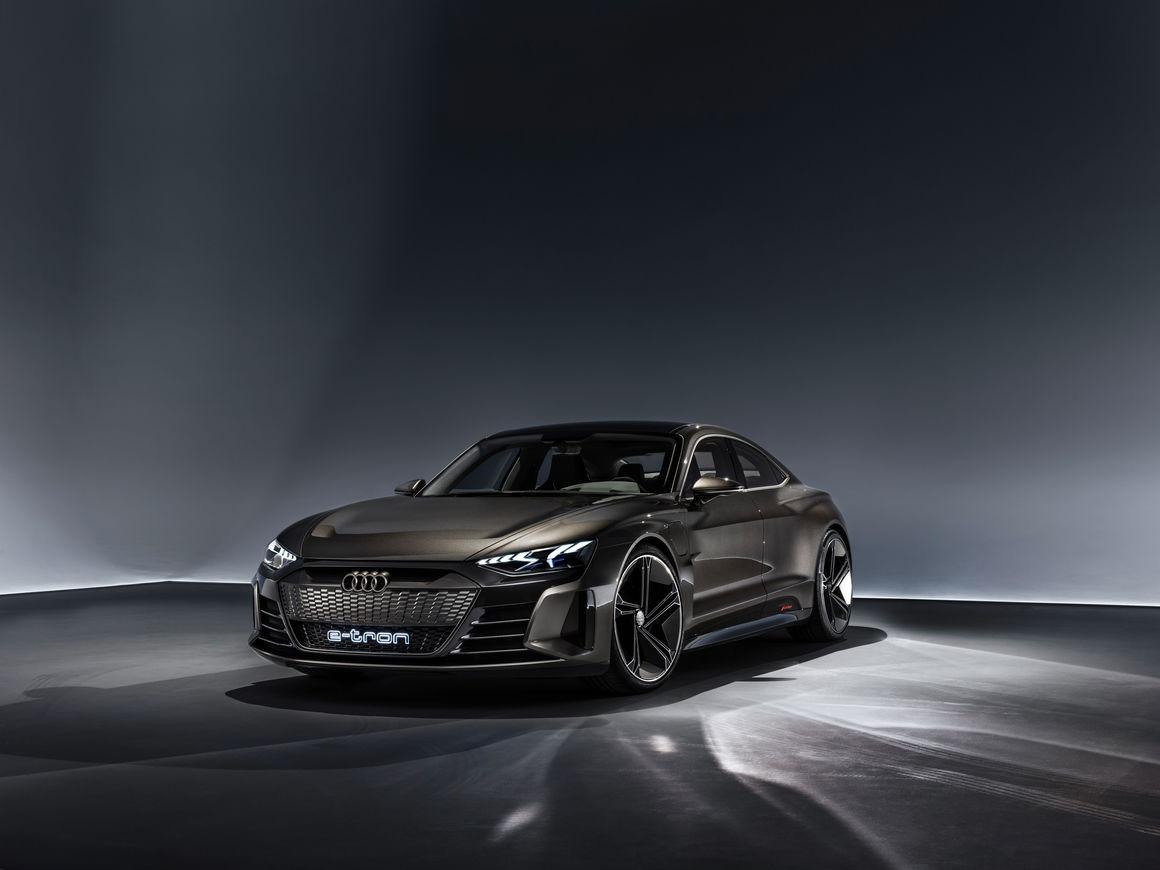 Neckarsulm, la casa del Audi e-tron GT
