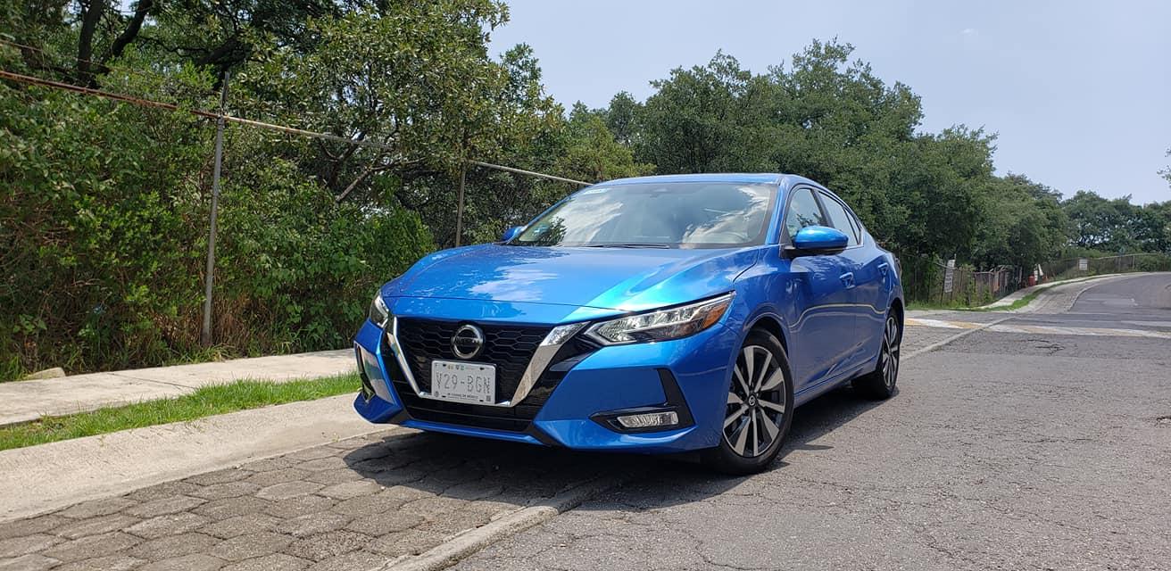 Prueba de manejo Nissan Sentra 2020