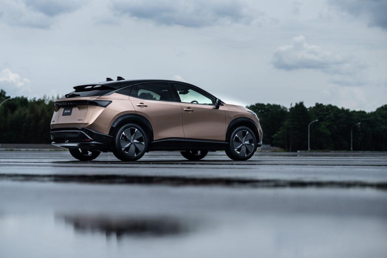 Ariya, el nuevo vehículo 100% eléctrico de Nissan