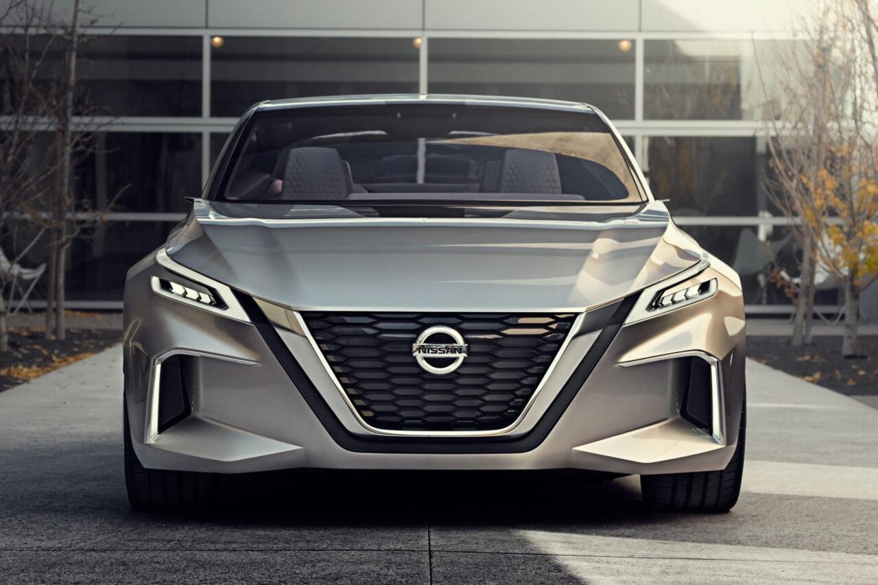 Concepto Vmotion de Nissan