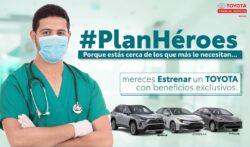 Toyota crea plan de financiamiento exclusivo para profesionales de la salud