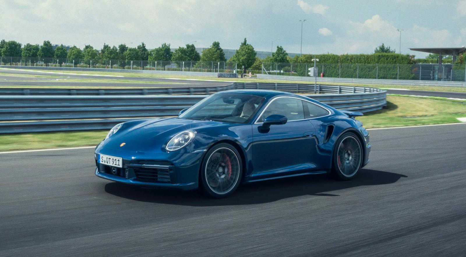 Porsche encabeza el segmento de lujo en estudio de J.D. Power