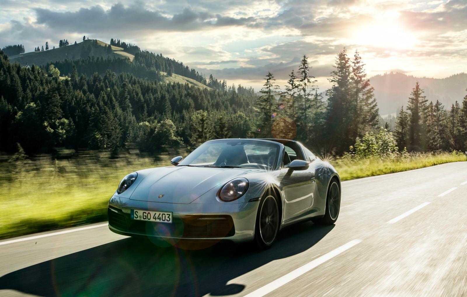 Porsche entrega 116 mil 964 vehículos a nivel mundial