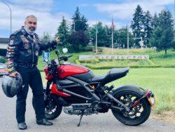 Recorre Estados Unidos en una Harley-Davidson LiveWire