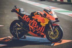 Si quieres una motocicleta de MotoGP, KTM lo hace realidad