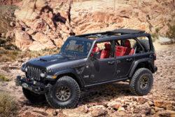 Un Jeep más extremo: Wrangler Rubicon 392 Concept