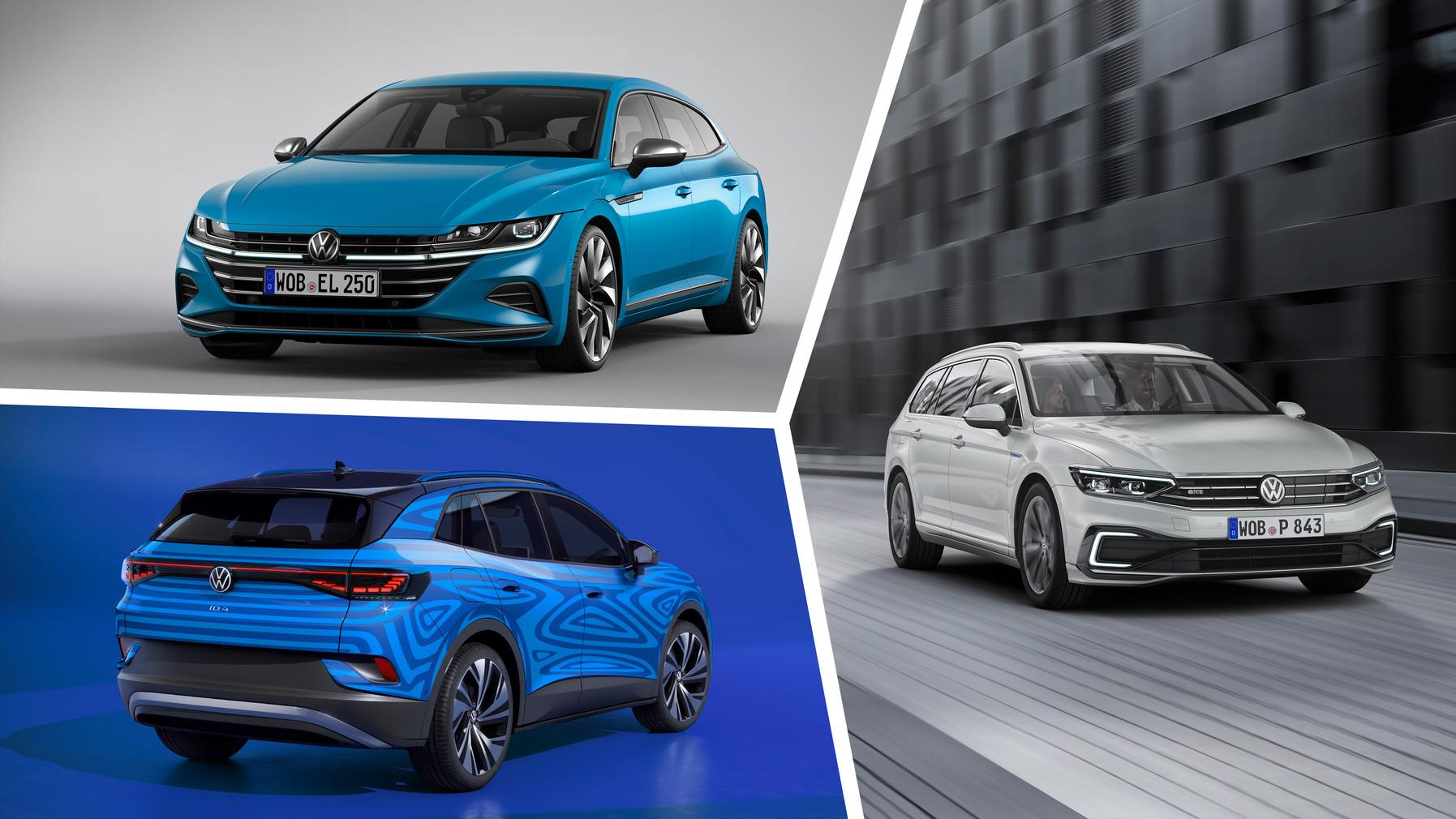 Volkswagen y la transición de su producción a vehículos eléctricos