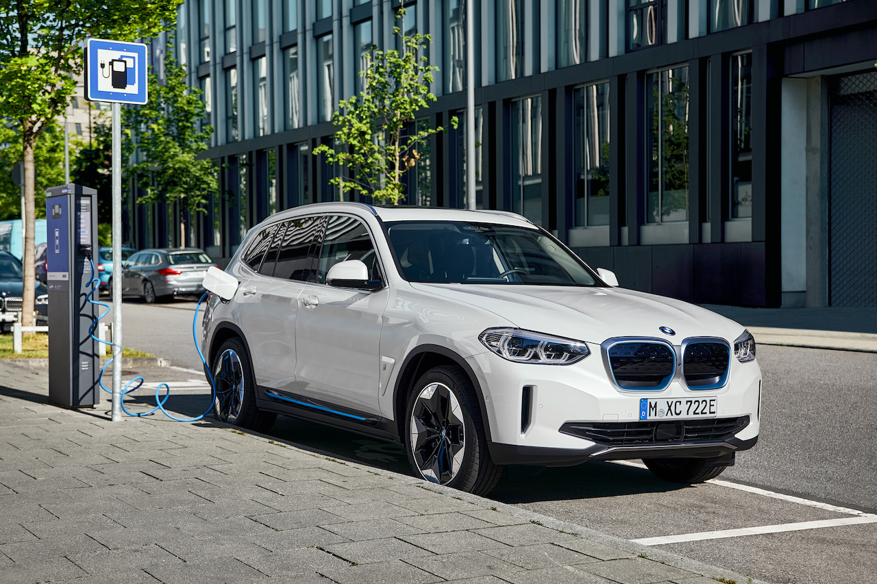 BMW iX3, el primer BMW X totalmente eléctrico