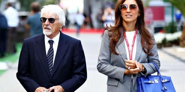 Bernie Ecclestone se convierte en padre a sus 89 años