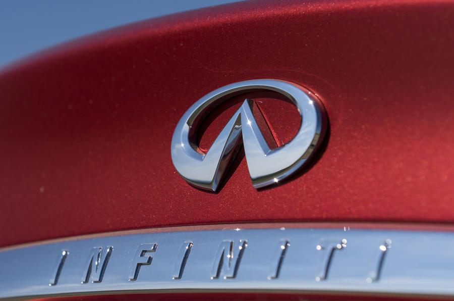 El logo de Infiniti va más allá que un simple trazo