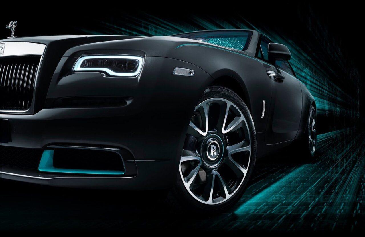 Rolls-Royce Wraith Kryptos, un auto para descifrar