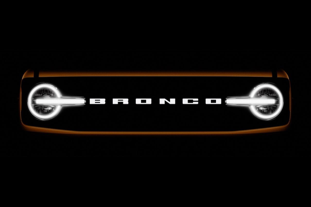 Ford y Disney se unen para presentar la nueva Ford Bronco