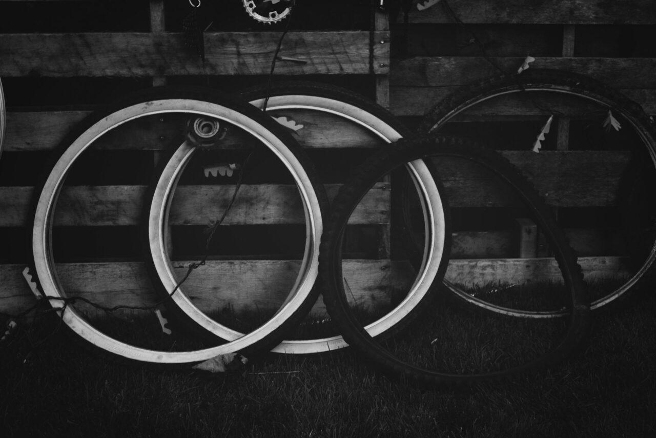 Historia del neumático; todo empezó en un triciclo