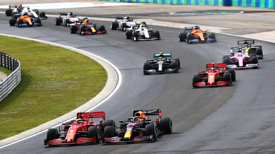 La Fórmula 1 confirma el resto del calendario