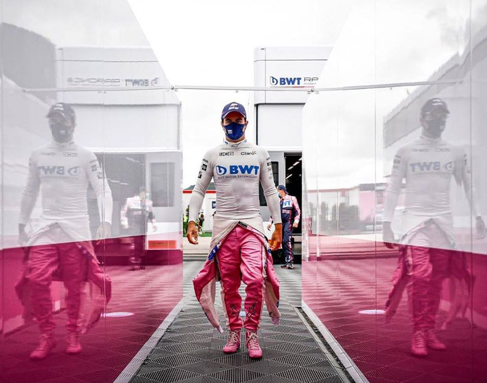 Checo Pérez no correrá el GP del 70 aniversario en Silverstone