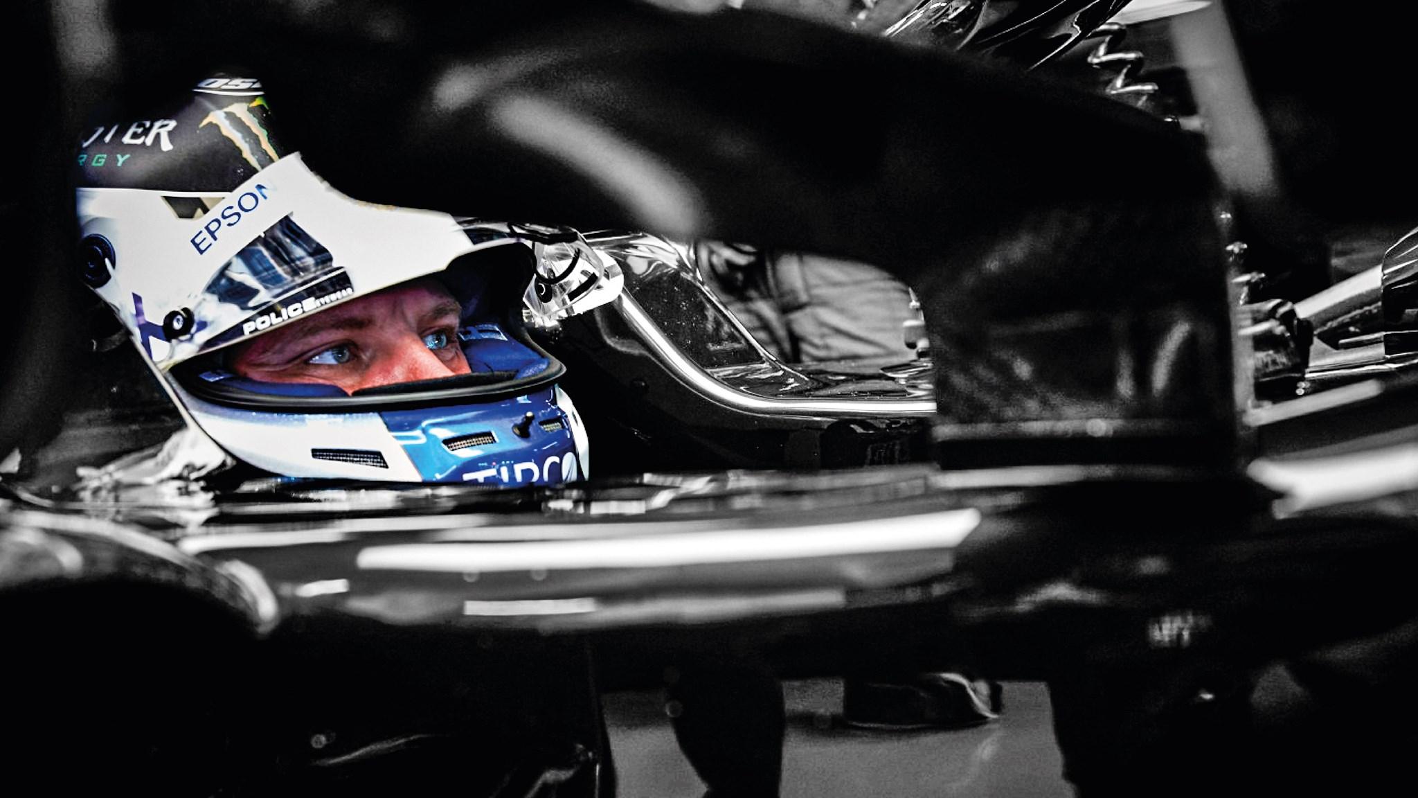 Valtteri Bottas correrá para Mercedes en 2021