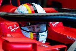 Binotto niega que haya sacrificado a Vettel para ayudar a Leclerc