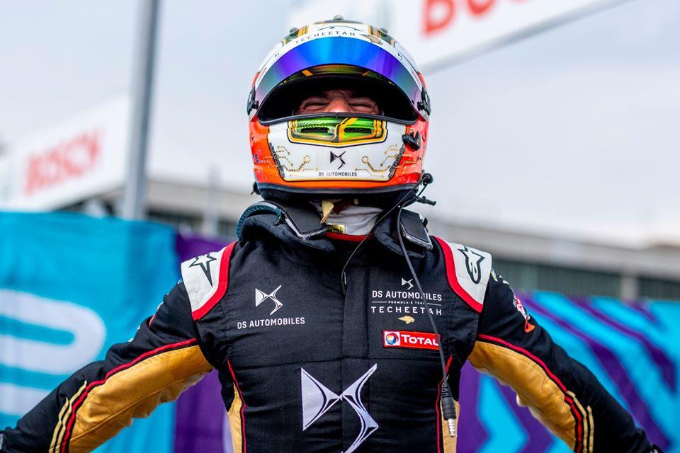 Félix da Costa se coronó campeón en la Fórmula E