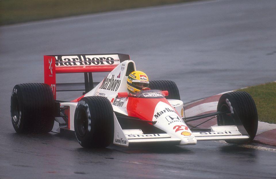 Ayrton Senna es el piloto más rápido en la historia de la Fórmula 1