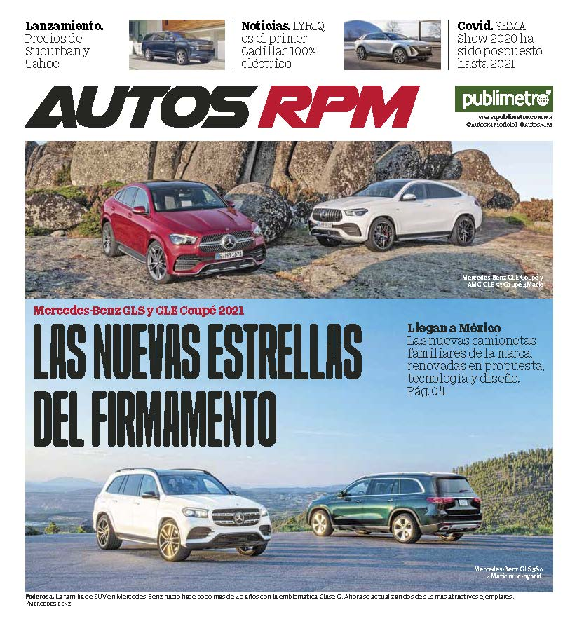Suplemento Autos RPM 13 de agosto 2020