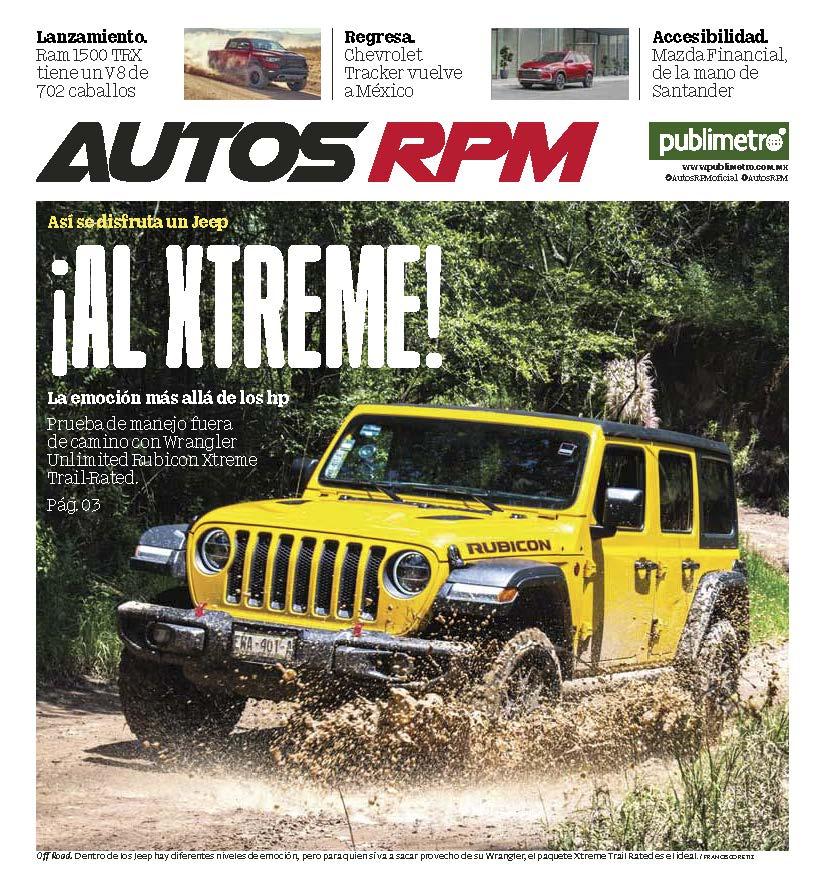 Suplemento Autos RPM 20 de agosto 2020