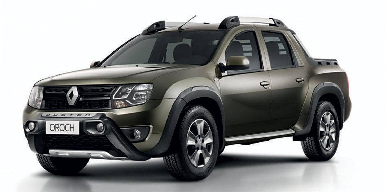 Cara a cara; Renault Oroch y Ram 700