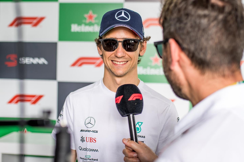 El error que impide a Esteban Gutiérrez ser piloto de reserva