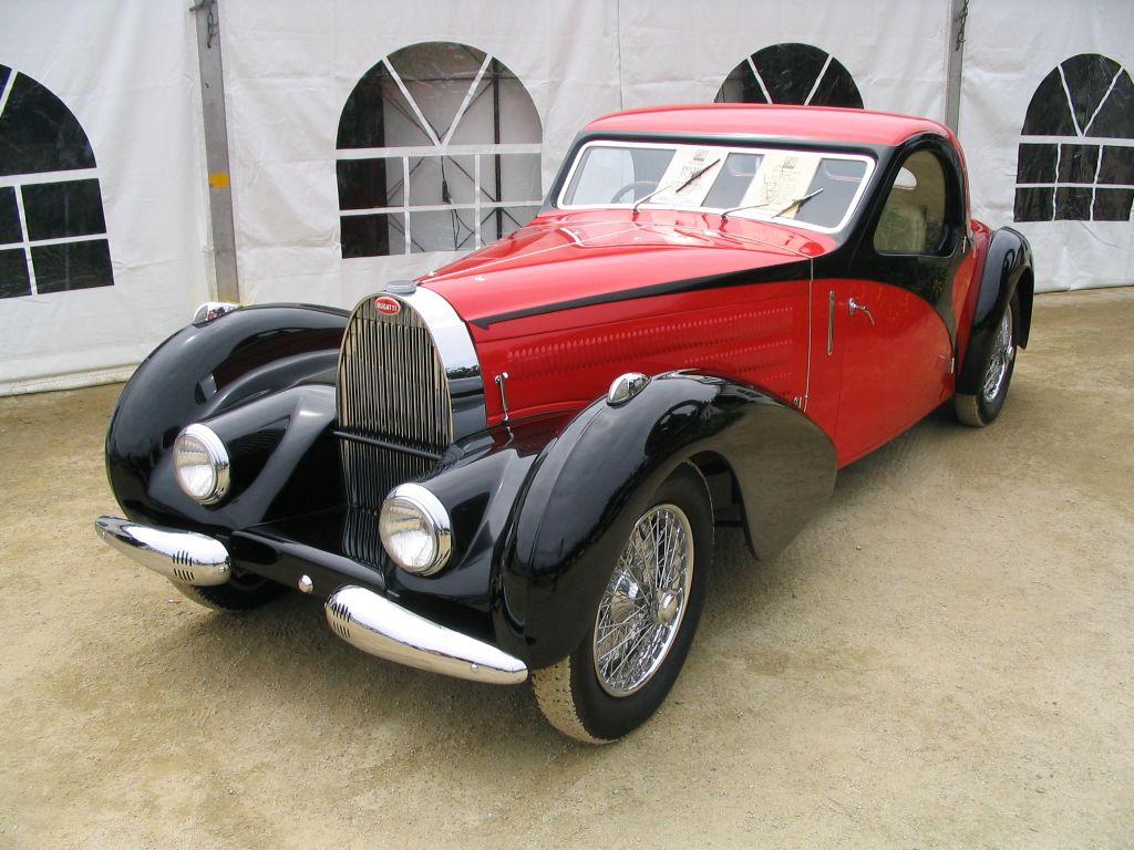 La pesadilla de Ettore Bugatti que se hizo realidad