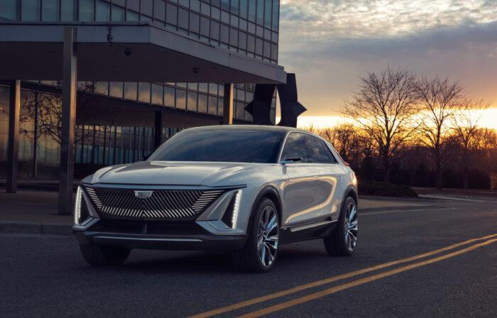 Cadillac LYRIQ, la nueva era eléctrica