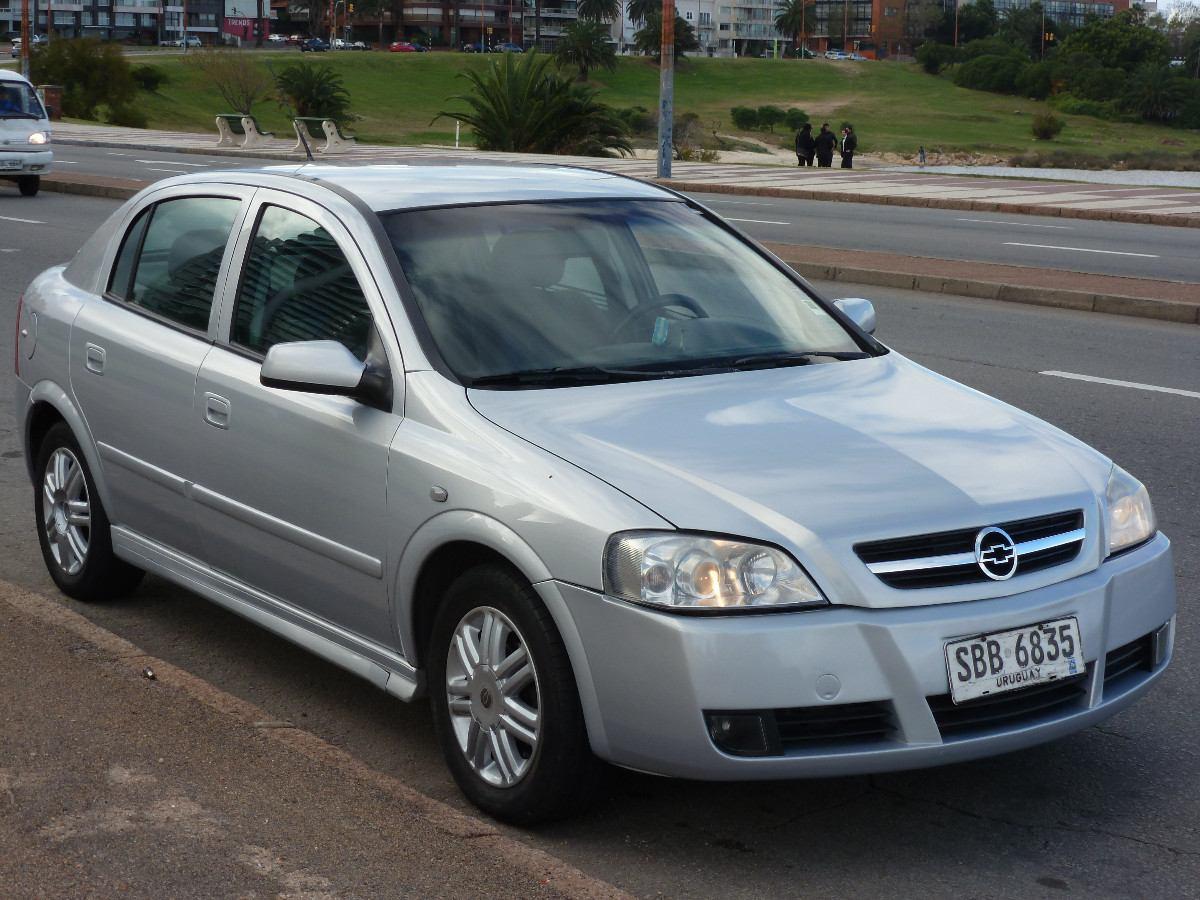 Chevrolet Astra: Herencia y carácter europeo