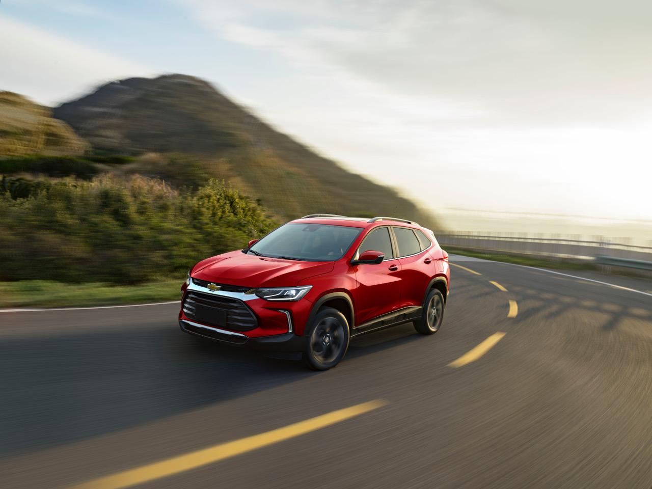 Con Tracker Chevrolet confirma que va por todo