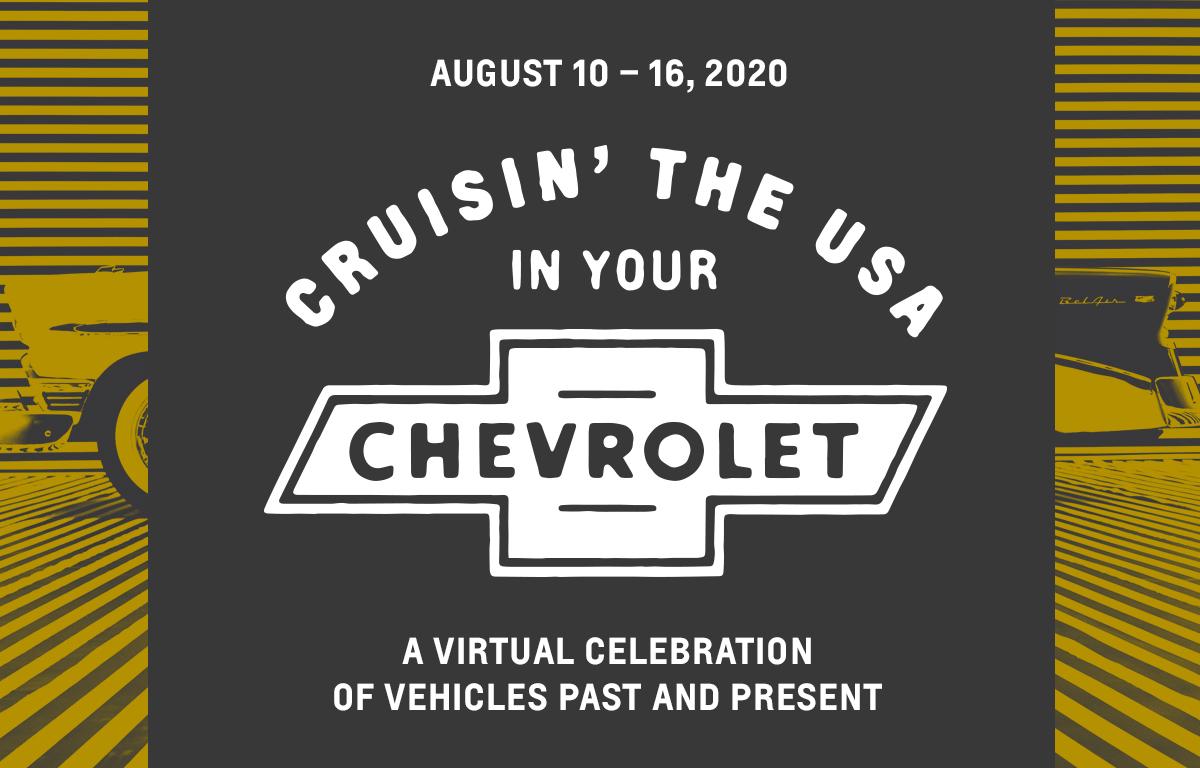 Chevrolet celebra festival histórico, de manera virtual