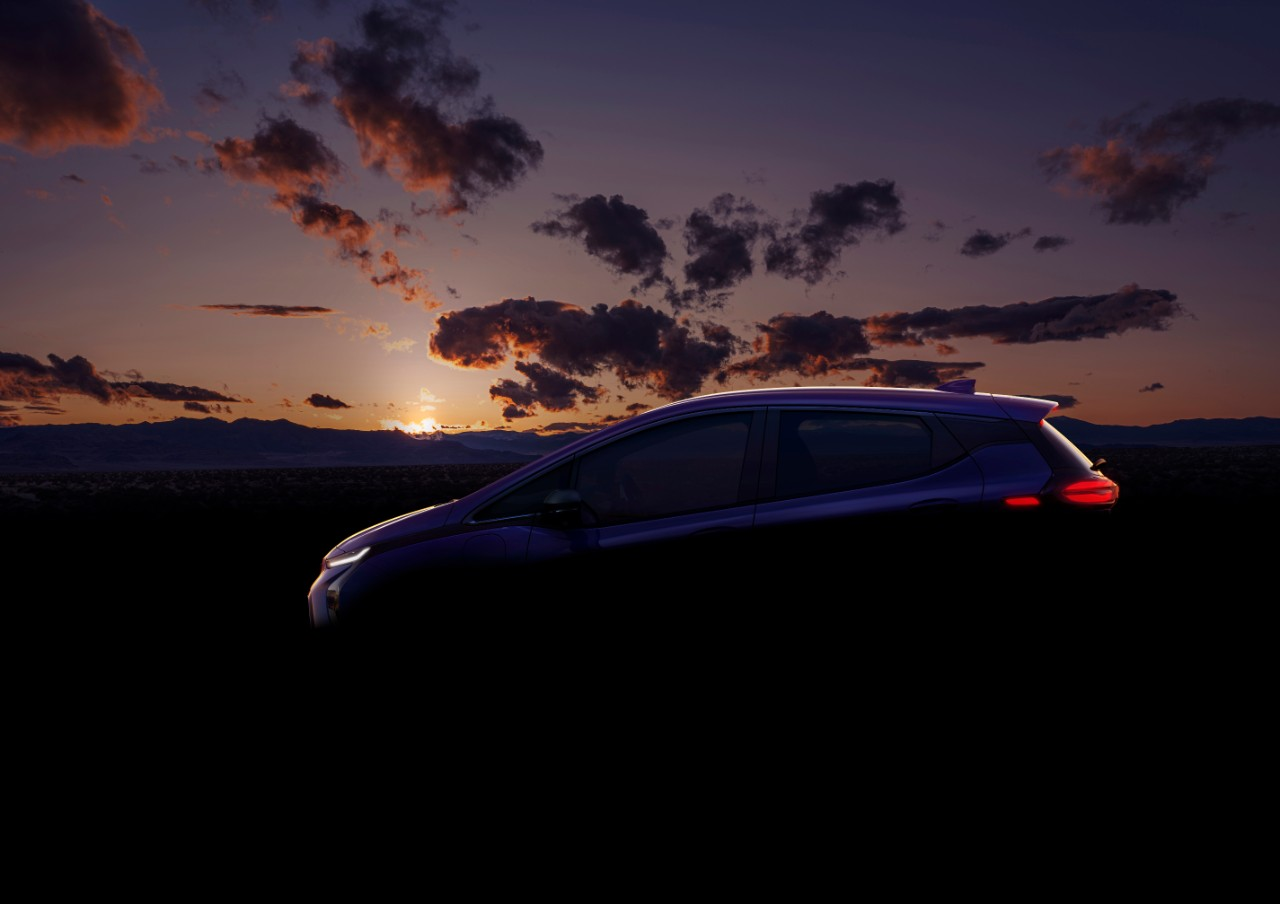 Chevrolet prepara los nuevos Bolt EV y Bolt EUV