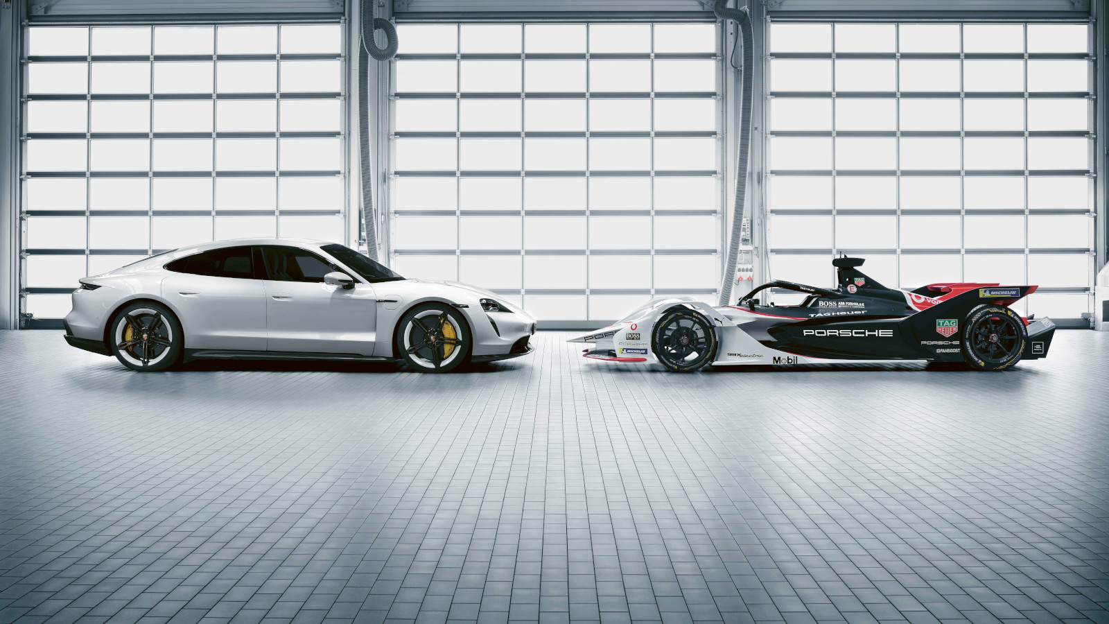 De la Fórmula E a las calles, la innovación de Porsche