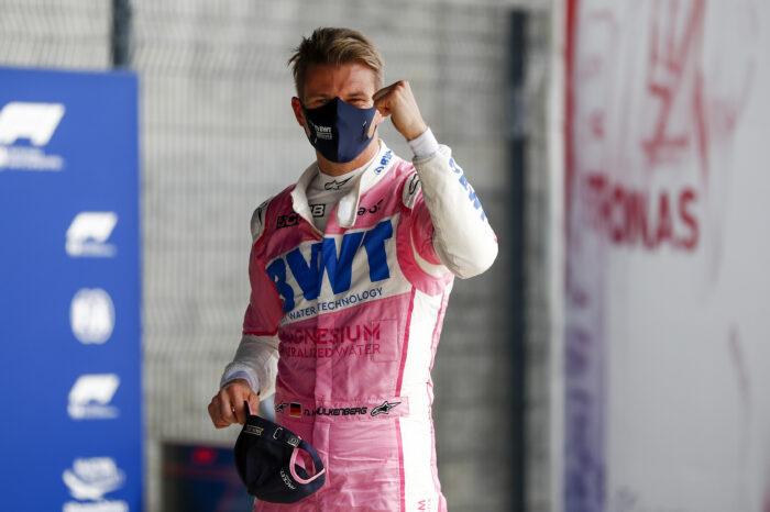 Bottas consigue la pole del GP del 70 aniversario