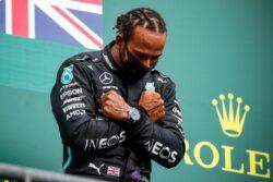 Hamilton gana por cuarta ocasión en Spa-Francorchamps