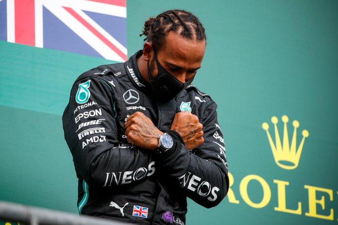 Hamilton consigue su cuarta victoria en Spa-Francorchamps